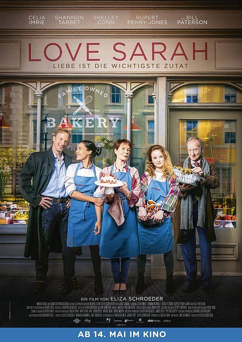 Love Sarah - Liebe ist die wichtigste Zutat (Kino) 2020