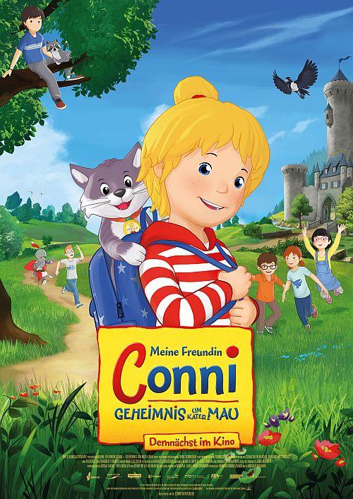Meine Freundin Conni - Geheimnis um Kater Mau (KinoTeaser 2) 2020