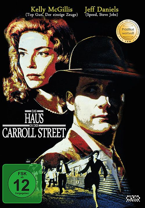 Das Haus in der Carroll Street, The House on Carroll Street (DVD) 1987