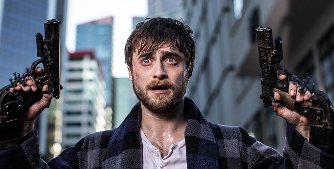 Daniel Radcliffe, Guns Akimbo (querG 06) 2019