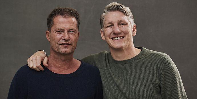 """Till Schweiger & Bastian Schweinsteiger: """"Schweinsteiger Memories: Von Anfang bis Legende"""" (2020)"""
