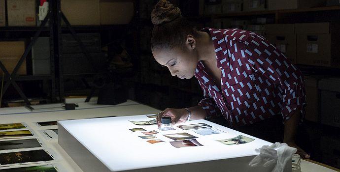 Issa Rae, The Photograph (querG) 2020