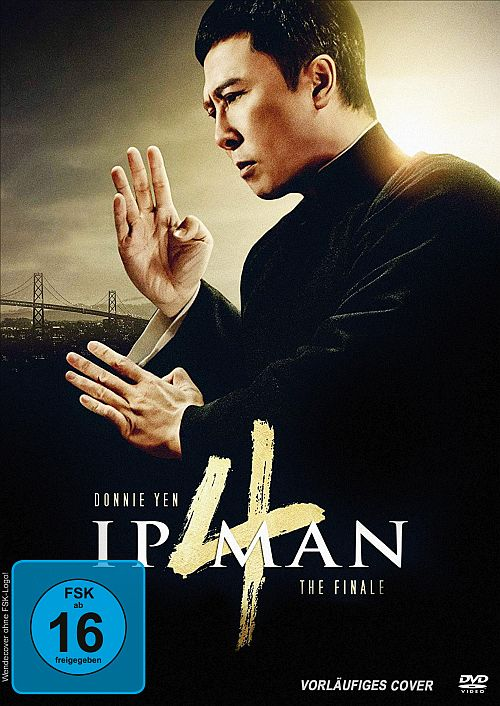 Ip Man 4: The Finale, Yip Man 4 (DVD) 2019
