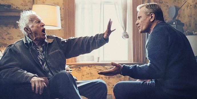 "Lance Henriksen & Viggo Mortensen in ""Falling"" (2020)"