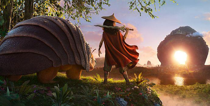"""Raya und der letzte Drache 3D (""""Raya and the last Dragon"""", 2020)"""