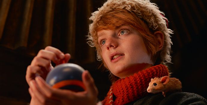 "Henry Lawfull in ""Ein Junge namens Weihnacht"" (""A Boy Called Christmas"", 2020)"