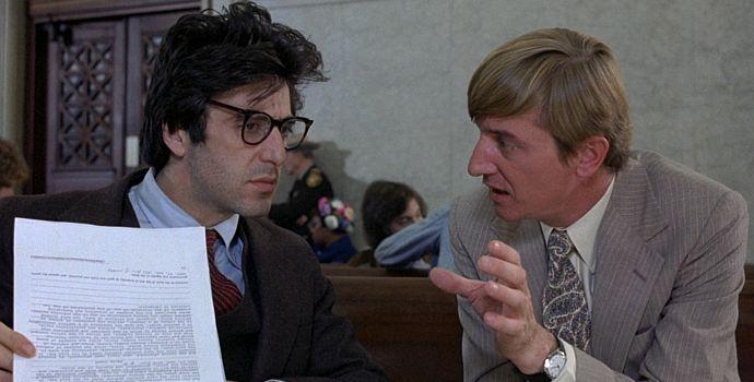 """...und Gerechtigkeit für alle (""""...And Justice for All."""", 1979)"""