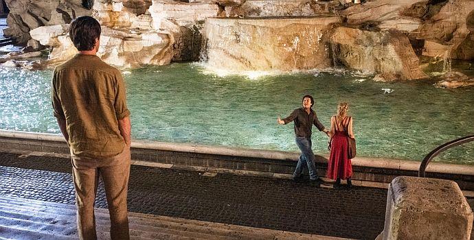 """Claudio Santamaria, Pierfrancesco Favino & Kim Rossi Stuart in """"Auf alles, was uns glücklich macht"""" (""""Gli anni più belli"""", 2020)"""