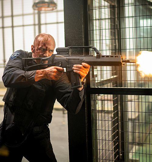 "Jason Statham in ""Cash Truck"" (""Wrath of Man"", 2021)"