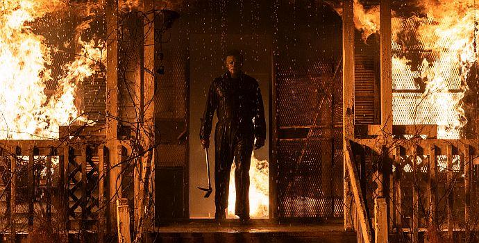 """Nick Castle in """"Halloween Kills"""" (2021)"""