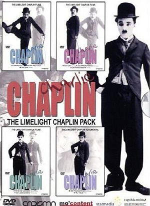 Charlie Chaplin - The Limelight Chaplin Films - Box 1