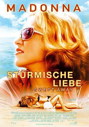 Filmplakat zu Stürmische Liebe - Swept Away