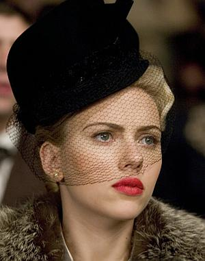 "Scarlett Johansson in ""The Black Dahlia"""