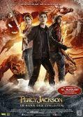 Filmplakat zu Percy Jackson: Im Bann des Zyklopen 3D