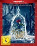 Blu-ray Cover zu Die Schöne und das Biest in Disney Digital 3D (3D Blu-ray + 2D Blu-ray)