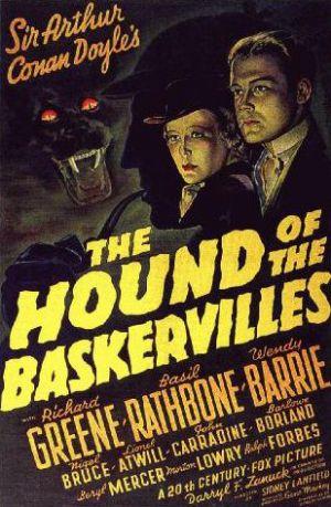Sherlock Holmes - Der Hund von Baskerville (Kino) 1939 englisch
