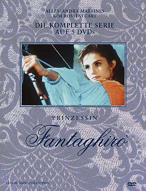 Prinzessin Fantaghiro - Die komplette Serie