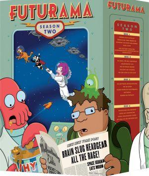 Futurama - Season 2 Collection