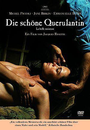 schöne Querulantin, Die (DVD)