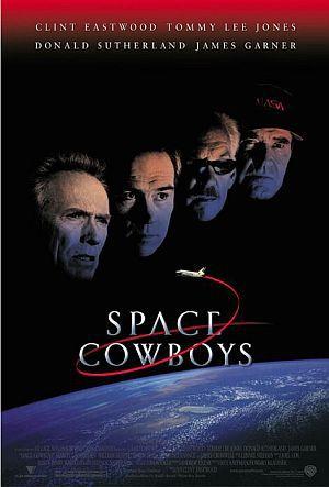 Space Cowboys US-Plakat