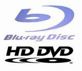 HD-DVD und  Blu-ray gemeinsames Logo