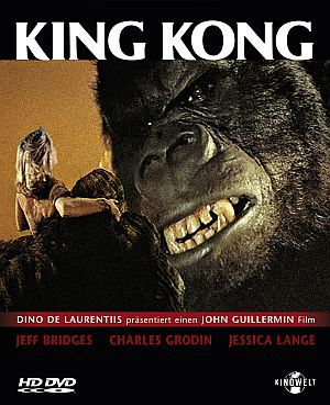 King Kong (HD-DVD) 1976