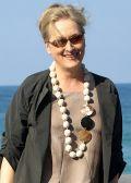 Meryl Streep auf dem Filmfest von San Sebastian