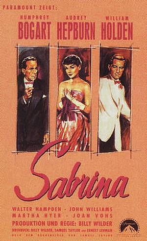 Sabrina (DVD) 1954