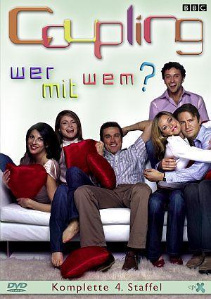 Coupling - Wer mit wem? - 4.Staffel (DVD)