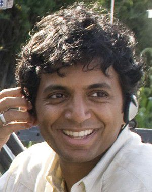 M. Night Shyamalan, The Happening (SET, Person)