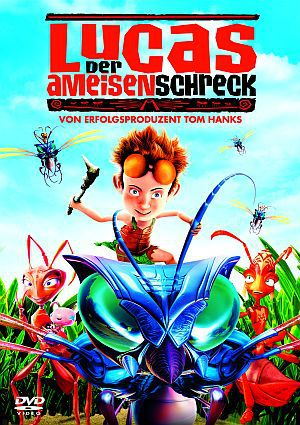 Lucas der Ameisenschreck (DVD)