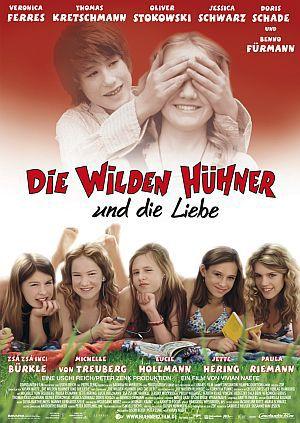 Die wilden Hühner - und die Liebe (Kino)