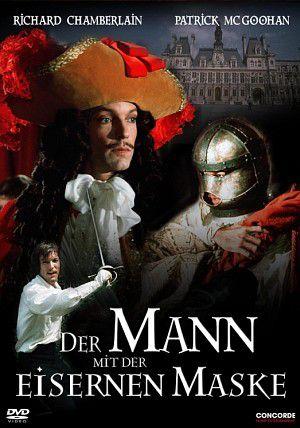 """Der Mann in der eisernen Maske (""""The Man in the Iron Mask"""", 1977)"""