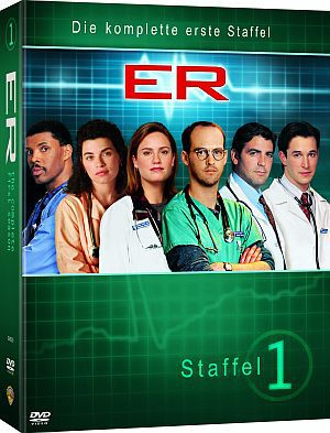 ER - Emergency Room (Staffel 1)