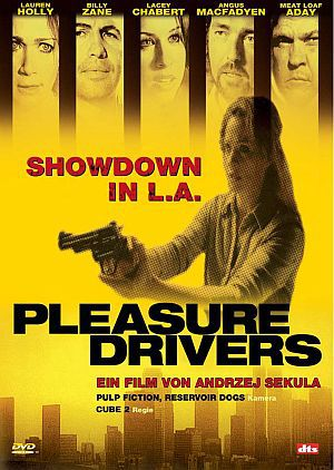 Pleasure Drivers - Showdown in L.A. (DVD)