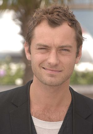 Jude Law beim Photocall in Cannes 2007