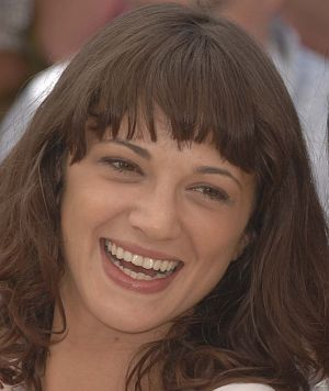 Asia Argento, Cannes 2007 (Person)