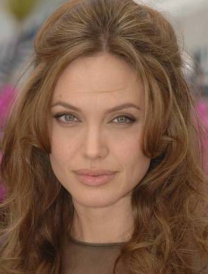 Angelina Jolie (Person JFM9177 Filmfest Cannes 07)