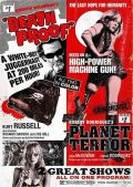 Death Proof - Todsicher (Poster)