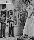 Ava Gardner in einer Filmszene