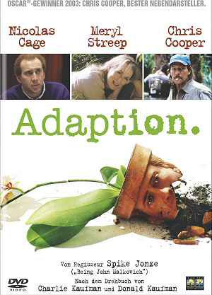 Adaption (DVD)