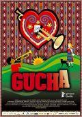 """Das Plakat zum Kinofilm """"Gucha""""."""