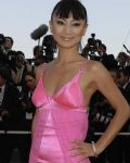 Bai Ling in Cannes 2007.