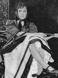 Filmrevue 1955, Jahrg.09 Nr.23 S.6,7, Liselotte Pulver (Person)