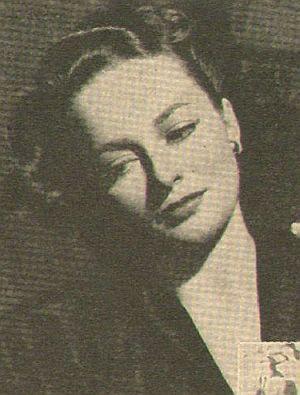 Neue Filmwelt 1947 Heft 2 S 10 Olivia de Havilland (Retro 2)