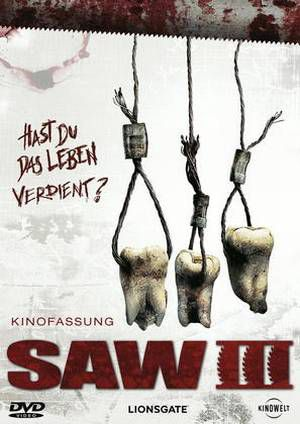 Saw 3 - Kinofassung (DVD)