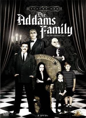 Die Addams Family - Erste Staffel (DVD)