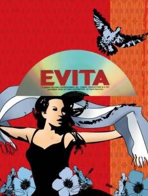 Evita (Moviecard DVD)