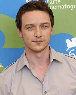 James McAvoy (Person VENEZIA 64TH- 0116) Filmfest Venedig 2007