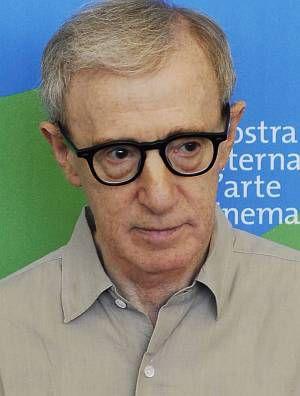 Woody Allen (Person) Festival Venedig 2007